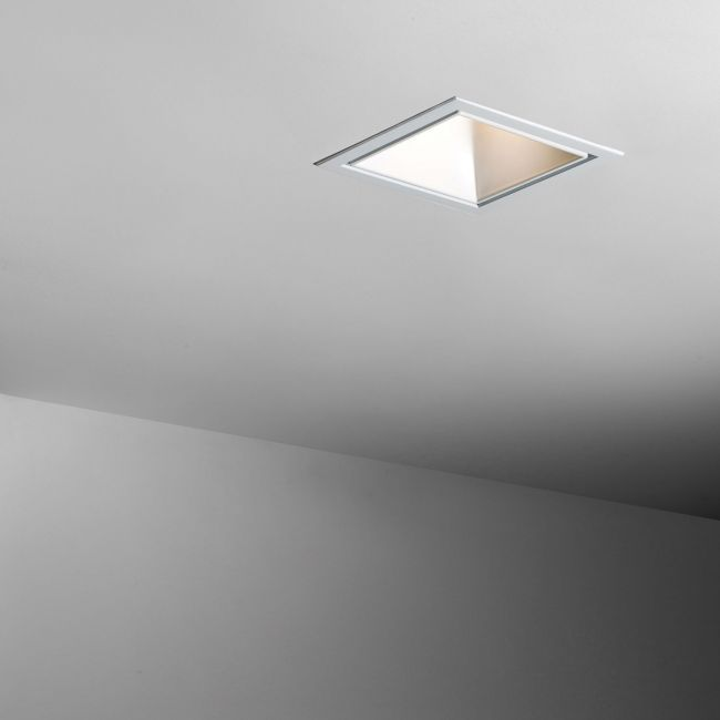 Recessed Downlight Led Square Aluminum Carree St L