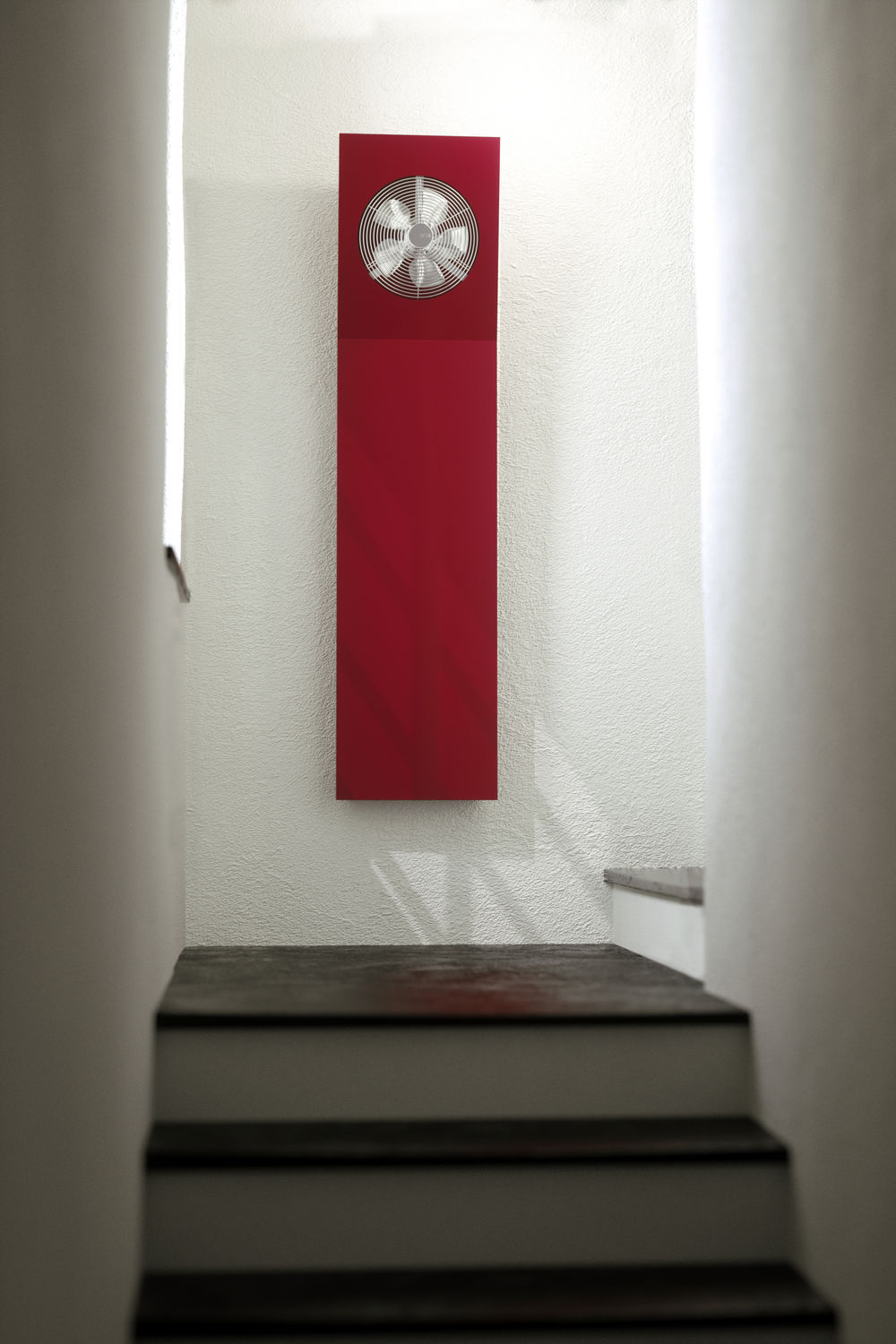 ArchiExpo & Hot water radiator / sheet steel / contemporary / wall ...