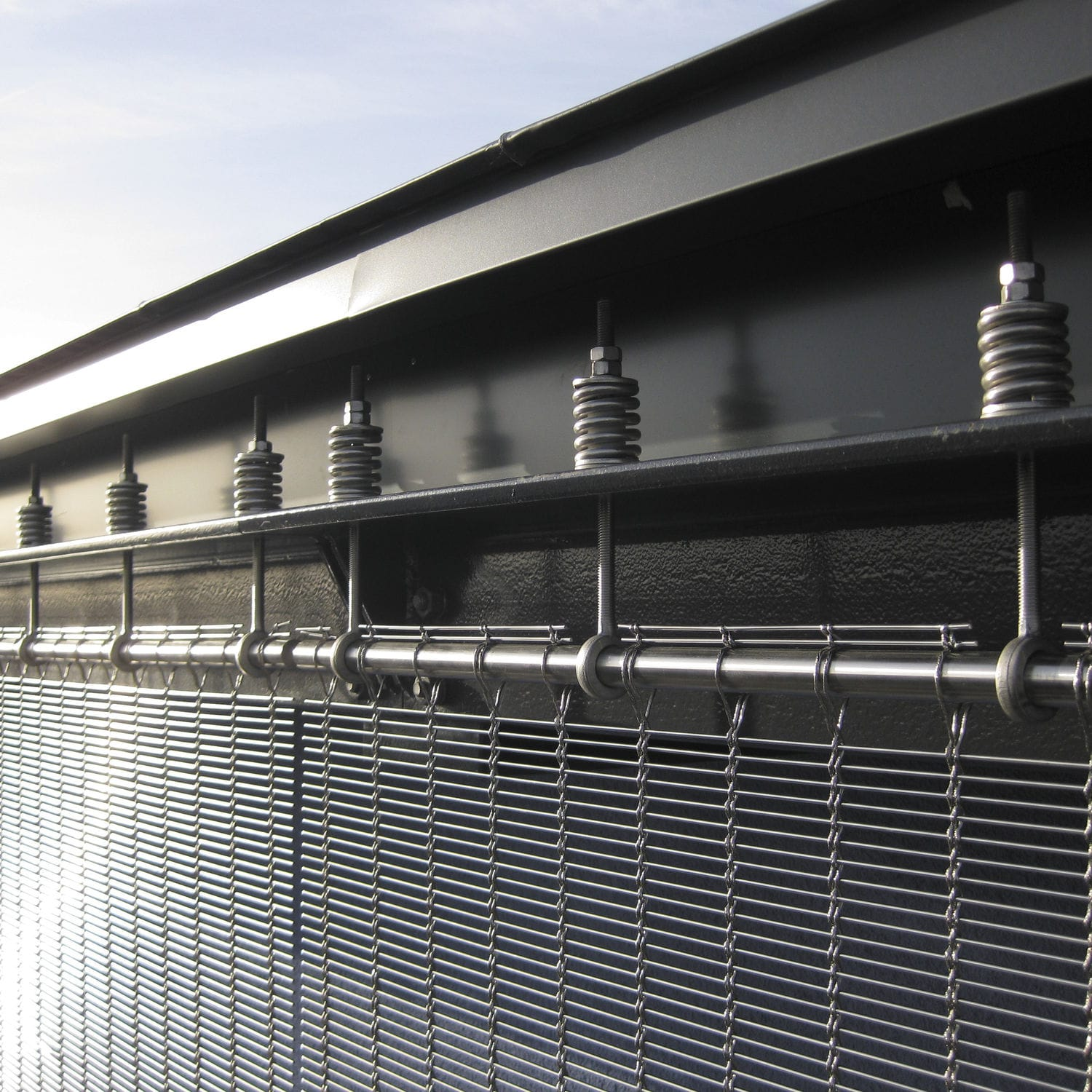 Stainless Steel Fastening System Top