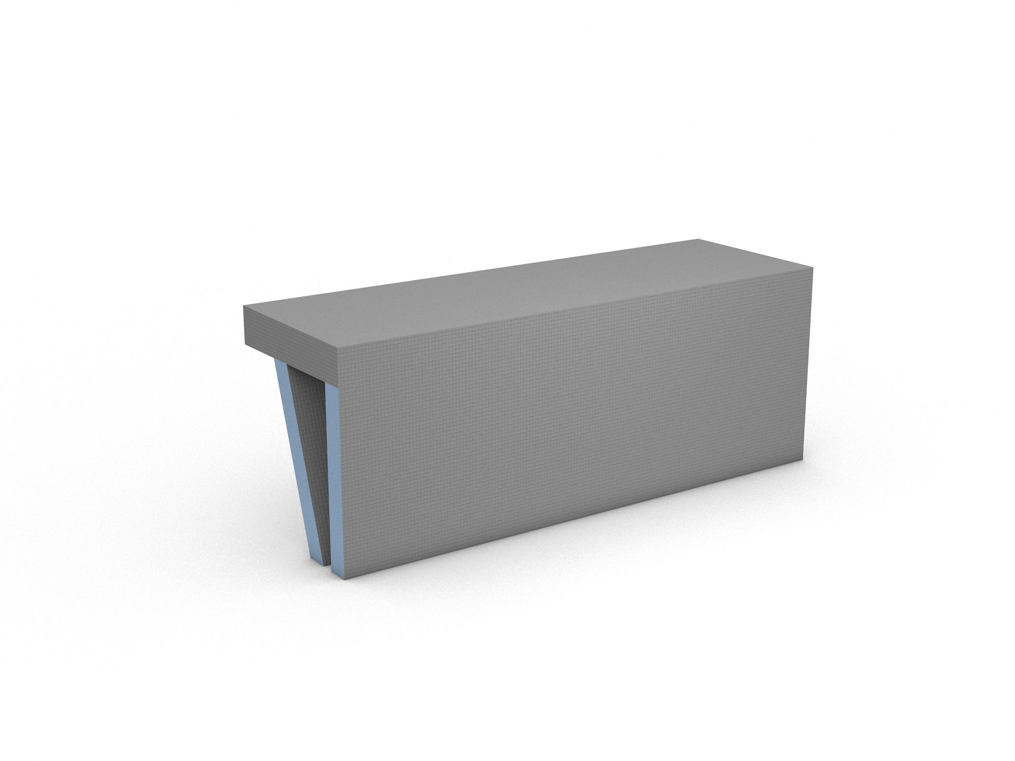 Marvelous Fixed Shower Seat Wall Mounted Composite Commercial Alphanode Cool Chair Designs And Ideas Alphanodeonline