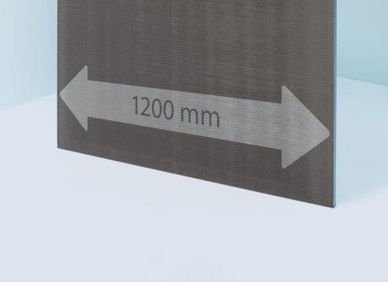 Fiberglass construction panel / cement / composite