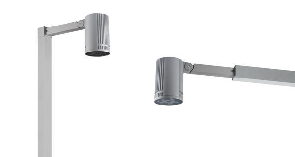 Lamp Lighting Led Round Outdoor, Outdoor Wall Mounted Spotlights