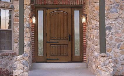 Entry Door Swing Fibergl