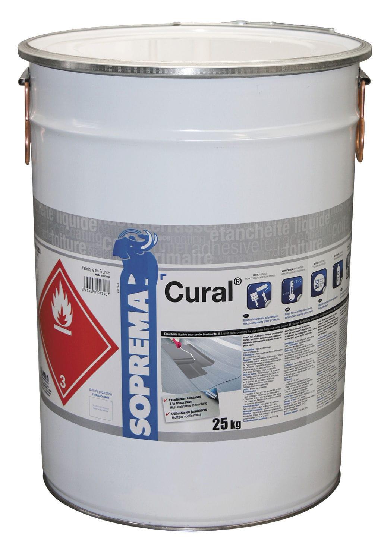 Bituminous coating / protective / sealing / anti-corrosion - CURAL