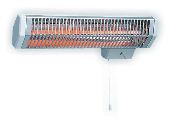 Ceiling Infrared Heater Quartz 2 Applimo Wall Mounted Electric Commercial
