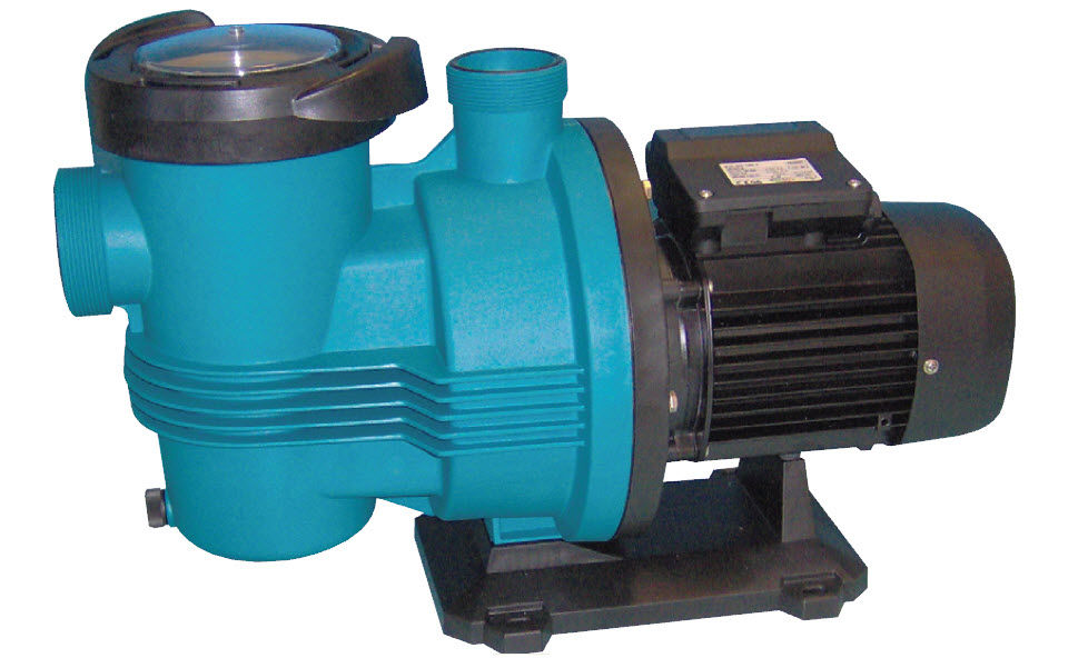 Swimming pool pump - AQUALUX INTERNATIONAL