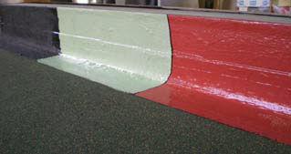 Flat roof liquid waterproofing / polyurethane - SUPRACOATING RLV