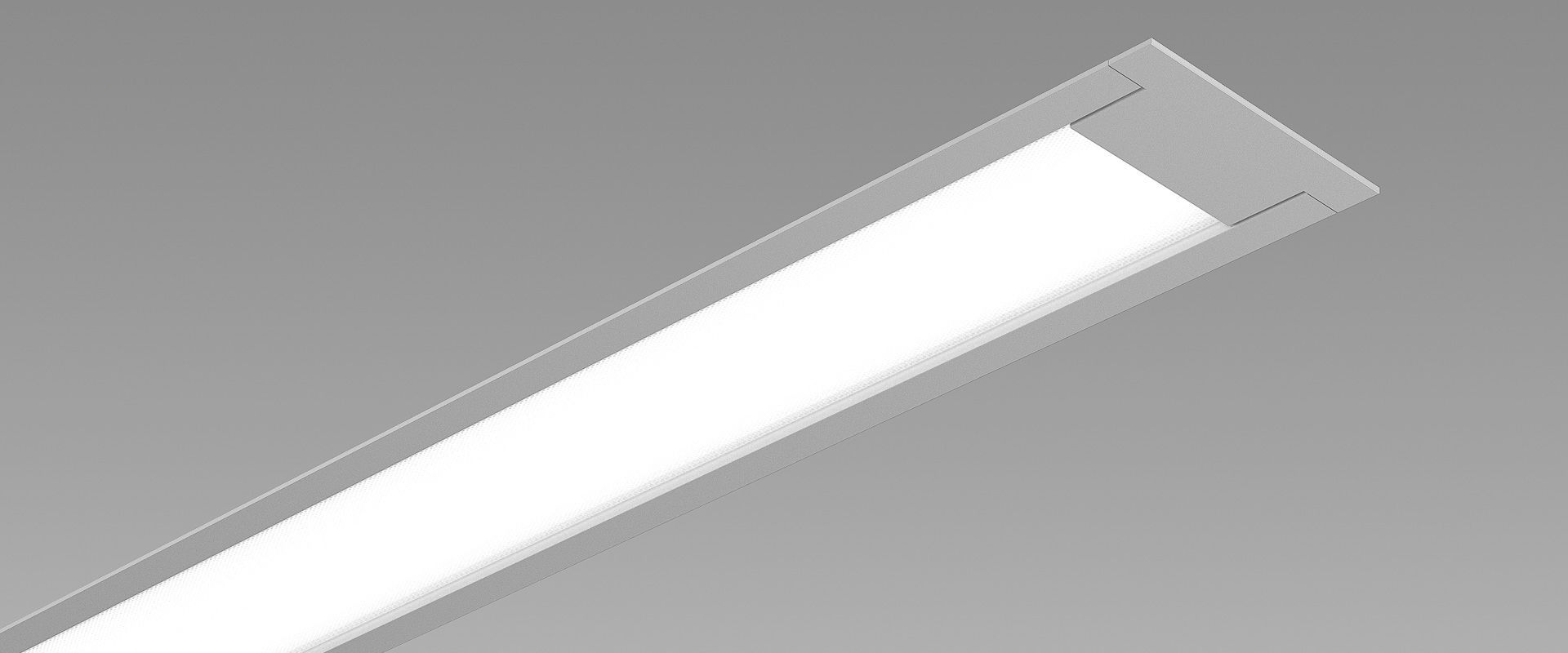Surface Mounted Light Fixture Channel