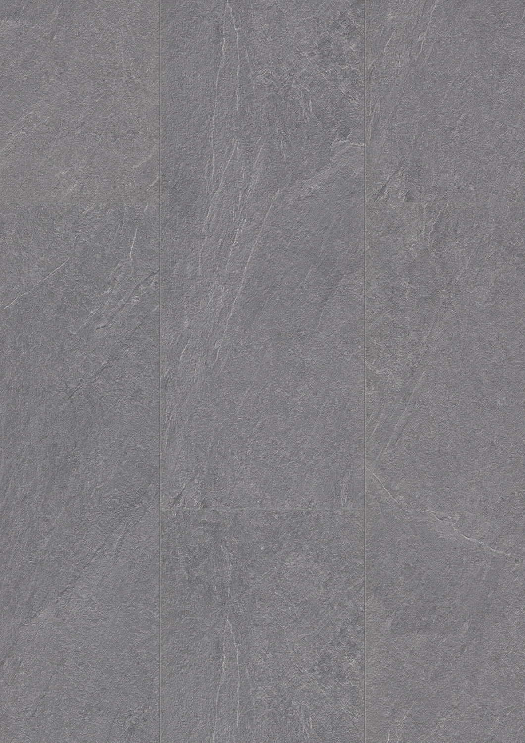 Hdf Laminate Flooring Click Fit Stone Look Tile Light Grey Slate L0120 01780