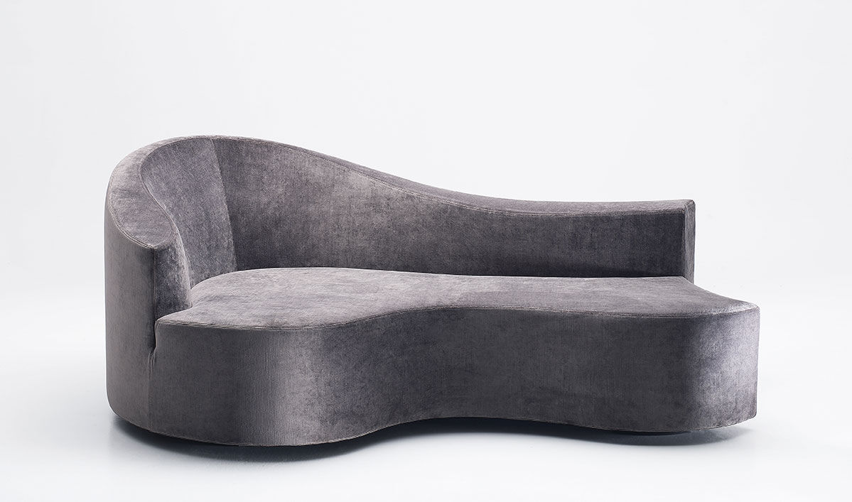 Groovy Contemporary Daybed Fabric Leather Indoor Elise By Bralicious Painted Fabric Chair Ideas Braliciousco