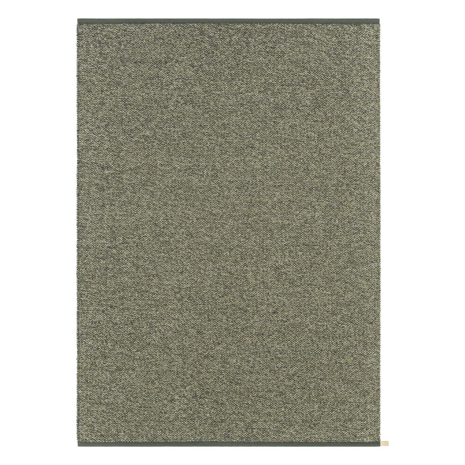 Contemporary Rug Plain Wool Linen Terazzo Kasthall