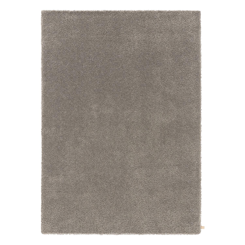 Contemporary Rug Plain Wool Rectangular Chique