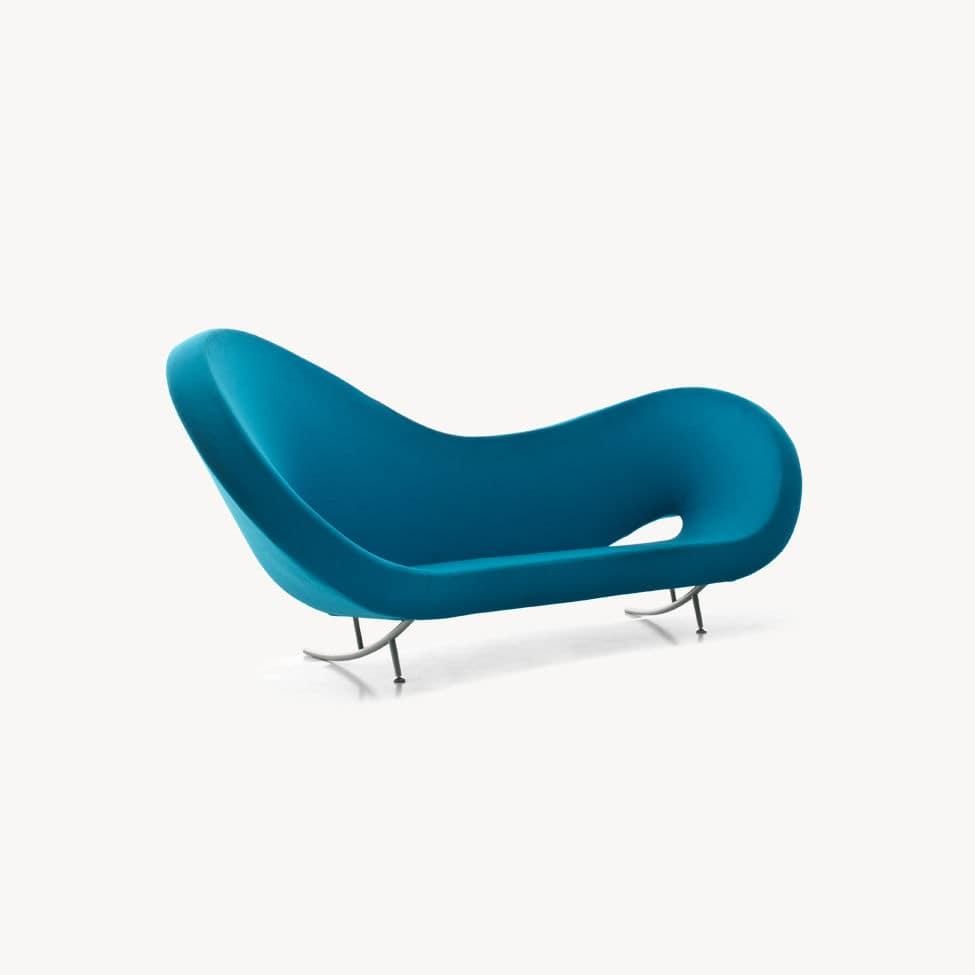 Strange Original Design Sofa Fabric Leather By Ron Arad Bralicious Painted Fabric Chair Ideas Braliciousco