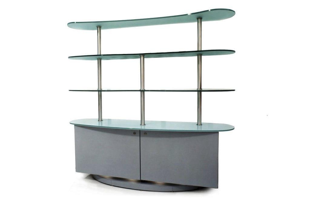 Contemporary Shelf Stainless Steel Gl La Source System By Kathryn J Burge E Carlo Rea