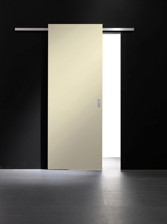 Indoor door / sliding / wooden - EASY - TRE-P&TRE-Più