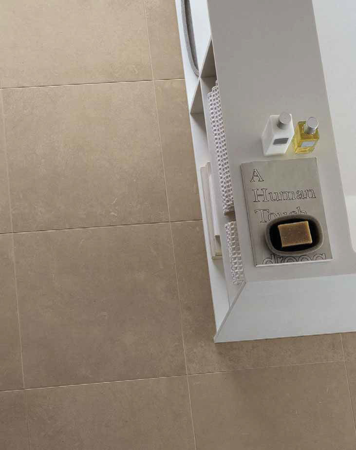 Indoor tile / bathroom / wall / porcelain stoneware - PIETRE