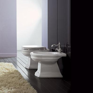 Free Standing Toilet Ceramic Royal Ceramica Althea