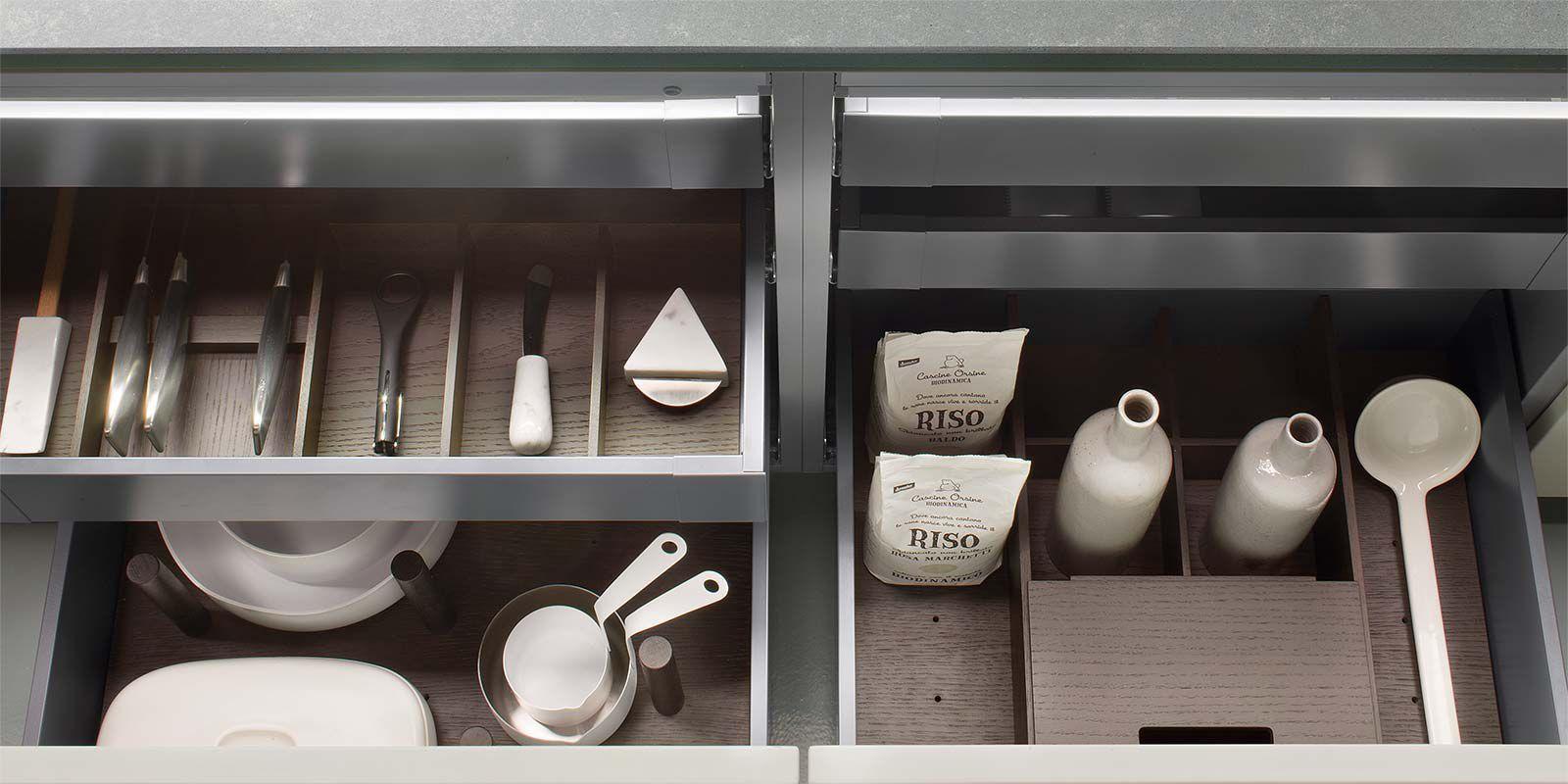 Kitchen drawer - ONE - ERNESTOMEDA