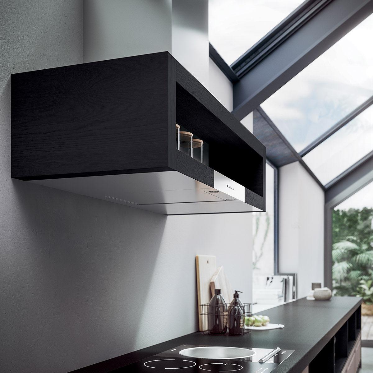 Wall-mounted range hood - TREVISO - GD Arredamenti