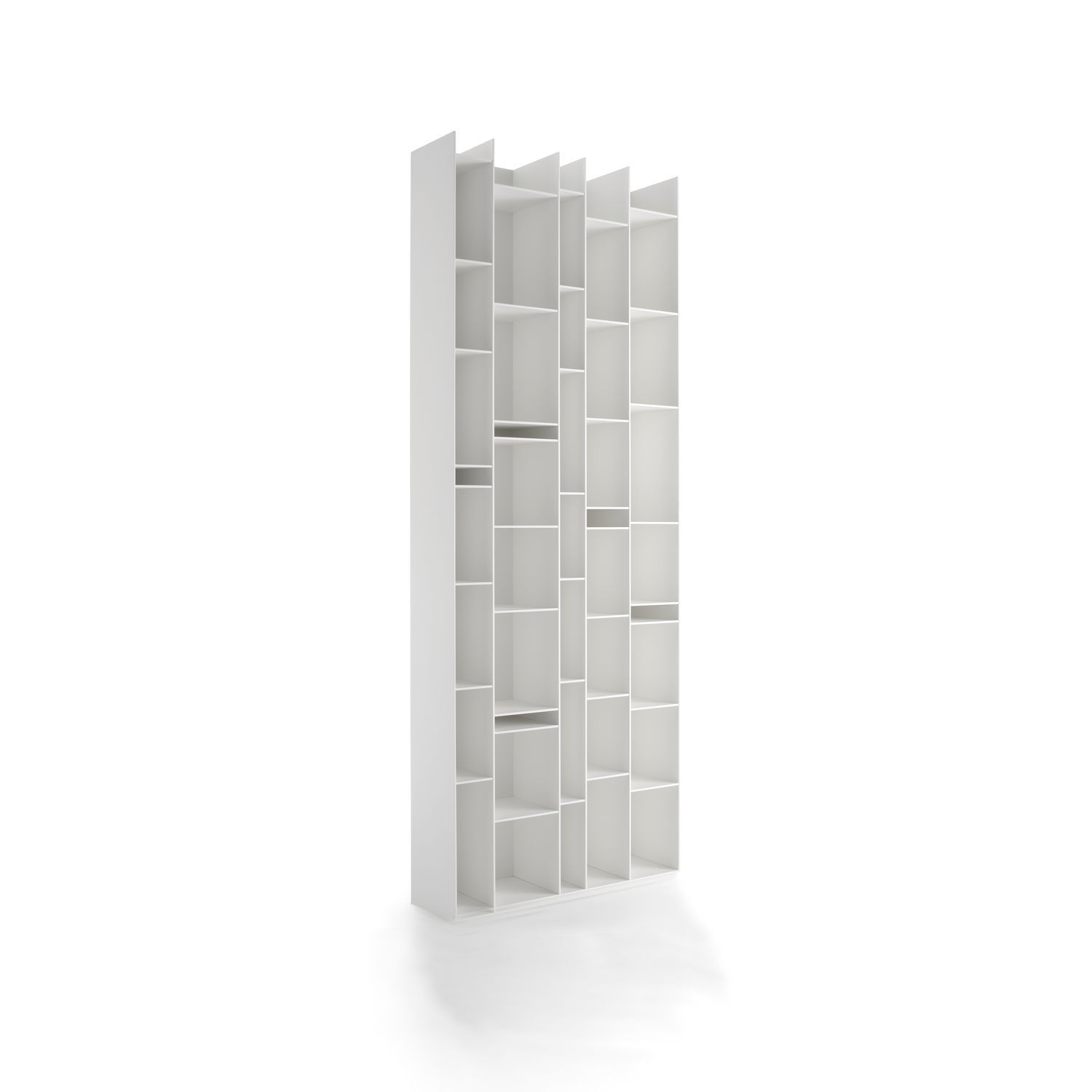 Wall Mounted Wardrobe Contemporary Wooden Commercial