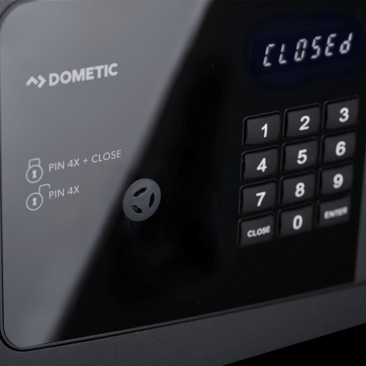 Electronic safe / free-standing / for hotel rooms - MD408