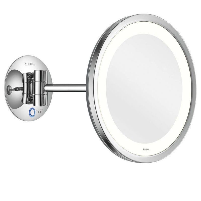 Wall Mounted Bathroom Mirror Saturn