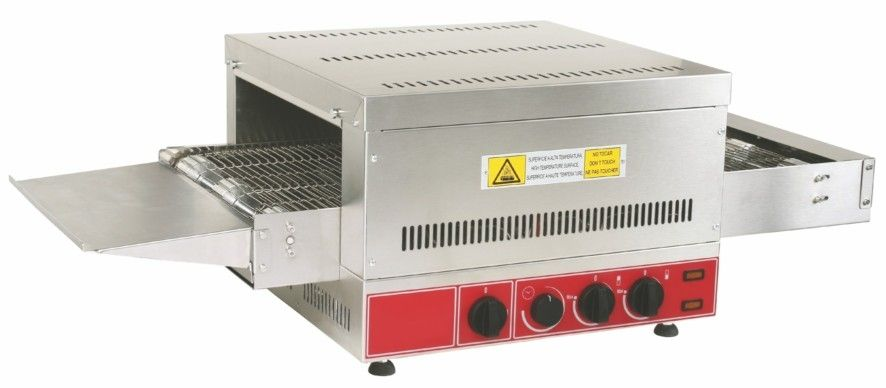 mercial toaster conveyor T SOFRACA