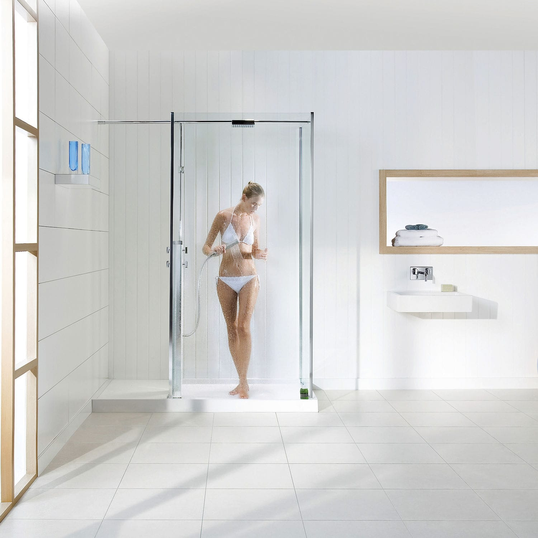 Swing Shower Screen Corner Wsd Matki Showering