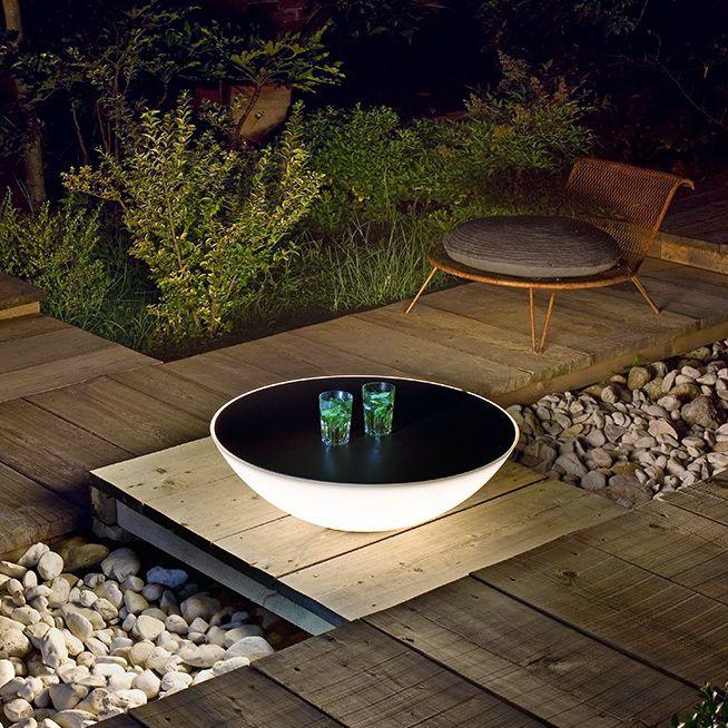 Contemporary Coffee Table Solar