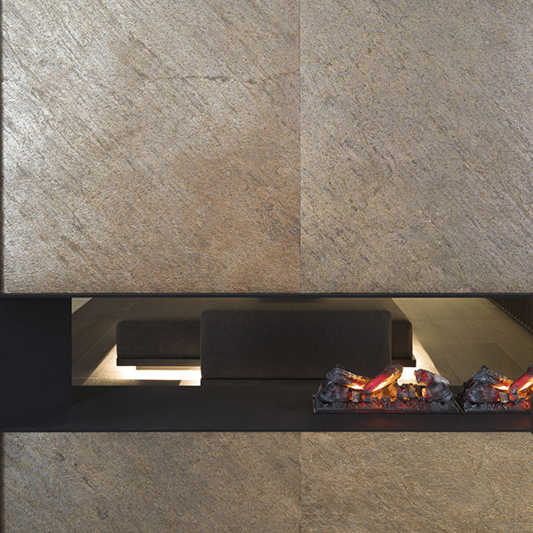Indoor tile / outdoor / wall / slate - AIRSLATE BOMBAY - L'ANTIC