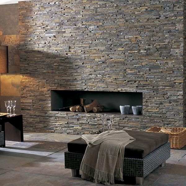 Indoor Tile Outdoor Wall Natural Stone Globe Brick Nepal