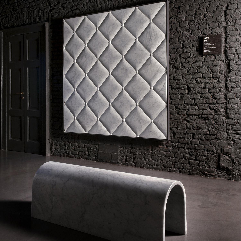 Cuscini 30x30.Indoor Tile Bianco Carrara Cuscini Salvatori Wall Marble