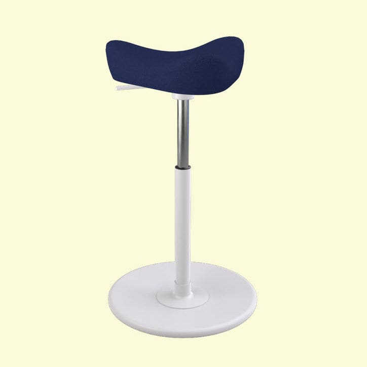 Swell Fabric Task Stool Metal Upholstered Adjustable Height Caraccident5 Cool Chair Designs And Ideas Caraccident5Info