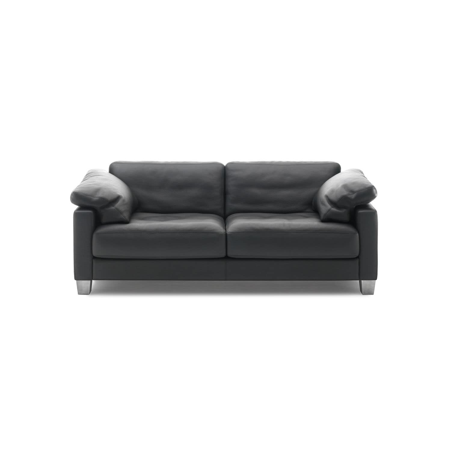Contemporary sofa leather 2 seater 3 seater DS 17 de Sede AG