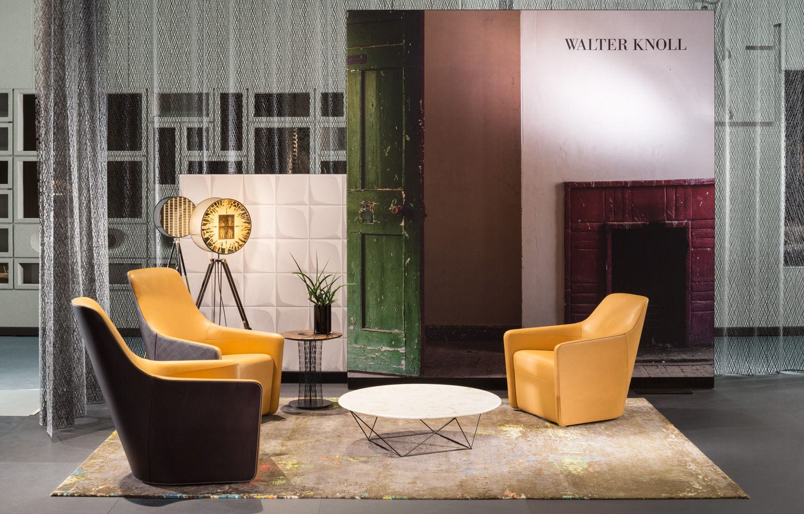 Walter Knoll Design Fauteuil.Contemporary Armchair Foster 520 Walter Knoll Leather