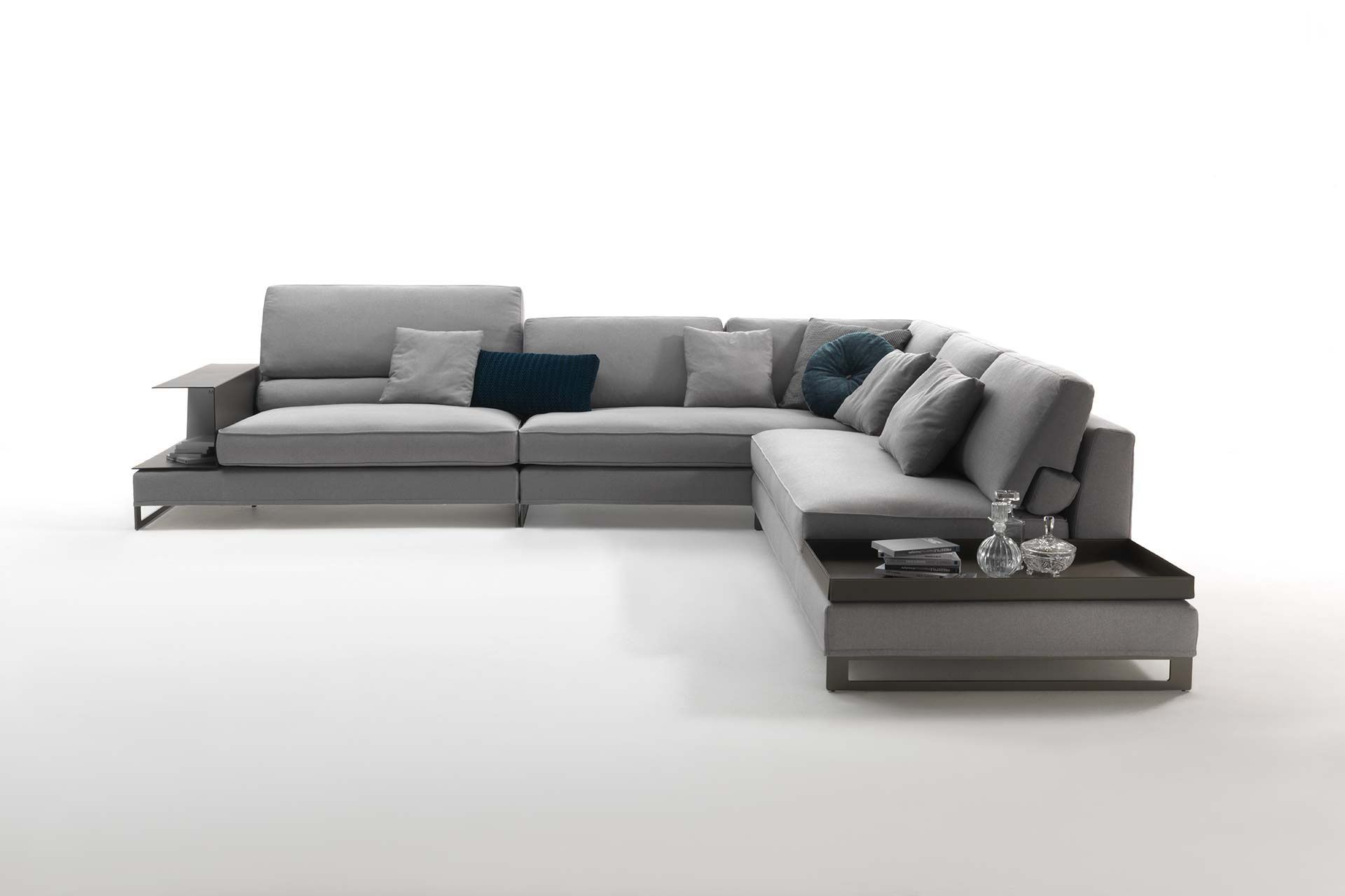 Magnificent Modular Sofa Contemporary Fabric Leather Davis Case Gmtry Best Dining Table And Chair Ideas Images Gmtryco