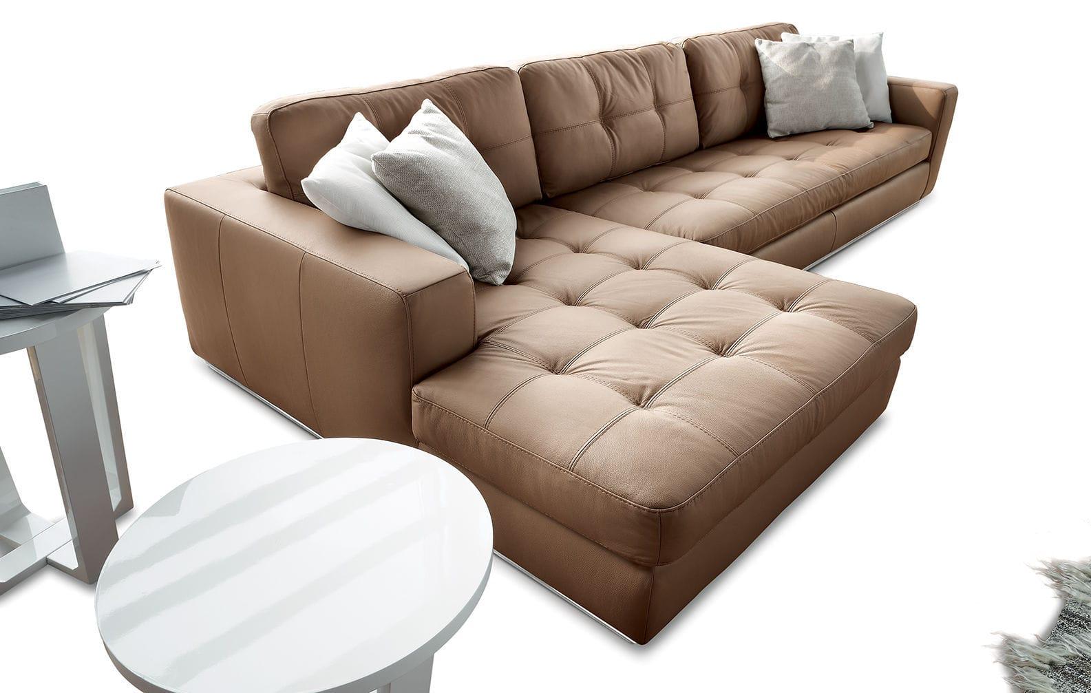 Corner Sofa Lobby By Spessotto