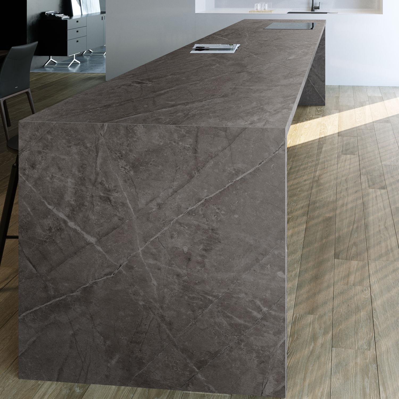 Dekton Kelya Natural Collection dekton® countertop - kira - cosentino - kitchen / gray