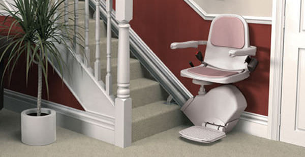 Acorn Chair Lift >> Indoor Chair Stair Lift Power Operated Acorn 120 Acorn