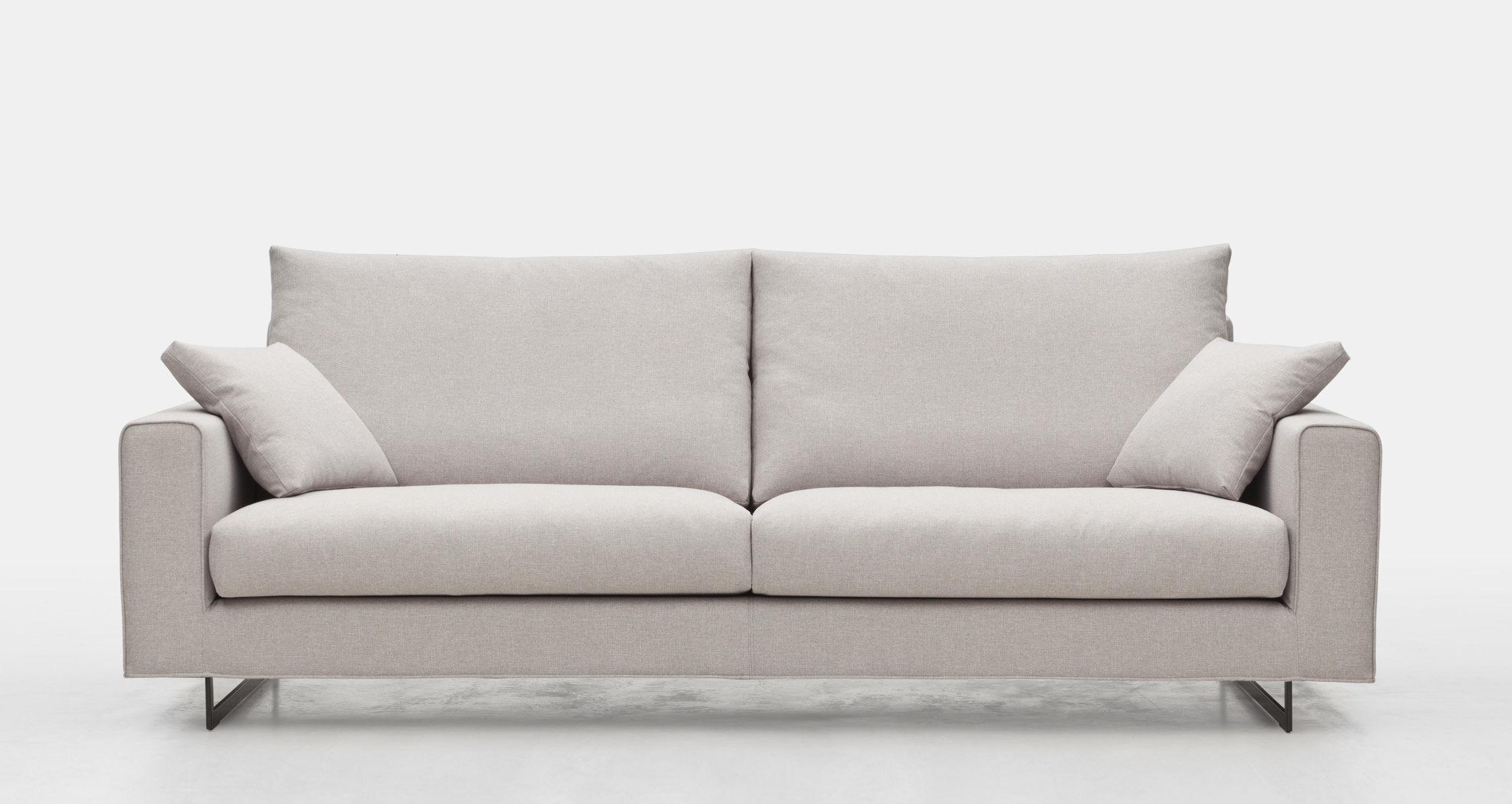 Modular sofa / contemporary / fabric / 2-person - PARK - Joquer