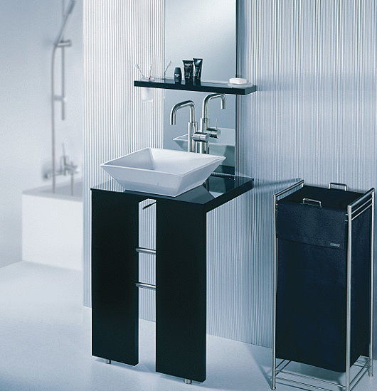 Wooden Washbasin Stand 6134 78 8002