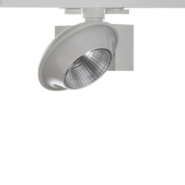 big sale c63a0 4e9af MINIKYCLOS - Led track light / round / aluminum / thermoplastic by Ivela  spa | ArchiExpo