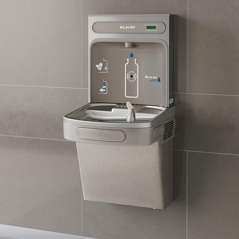 Cold water dispenser / for public spaces - EZWSRK - Elkay