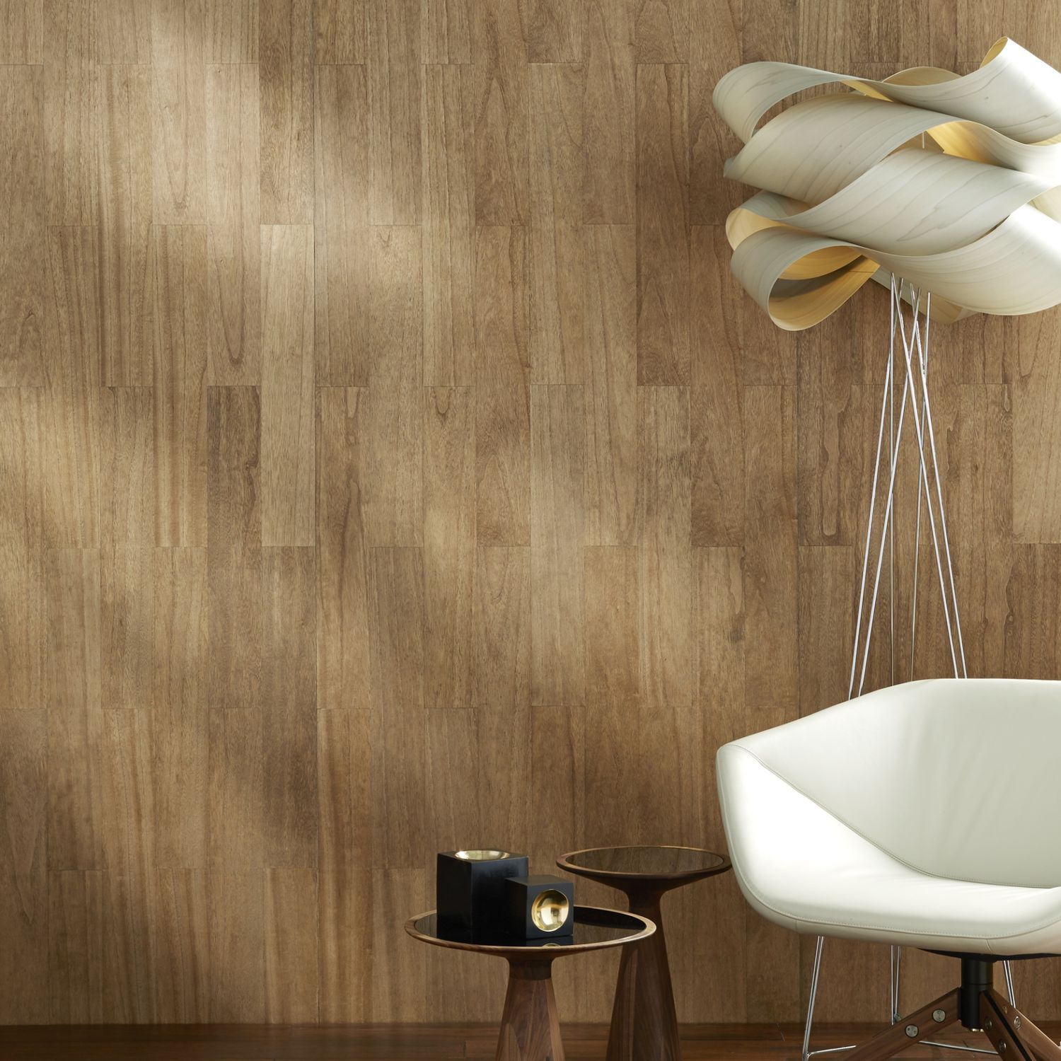 Well known Contemporary wallpaper / wooden / plain / wood look - AJIRO PLANK  WG29