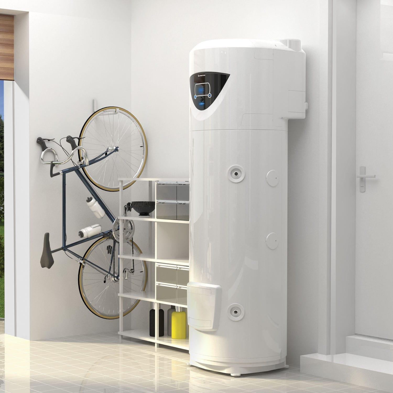 Air source heat pump / residential NUOS PLUS Ariston