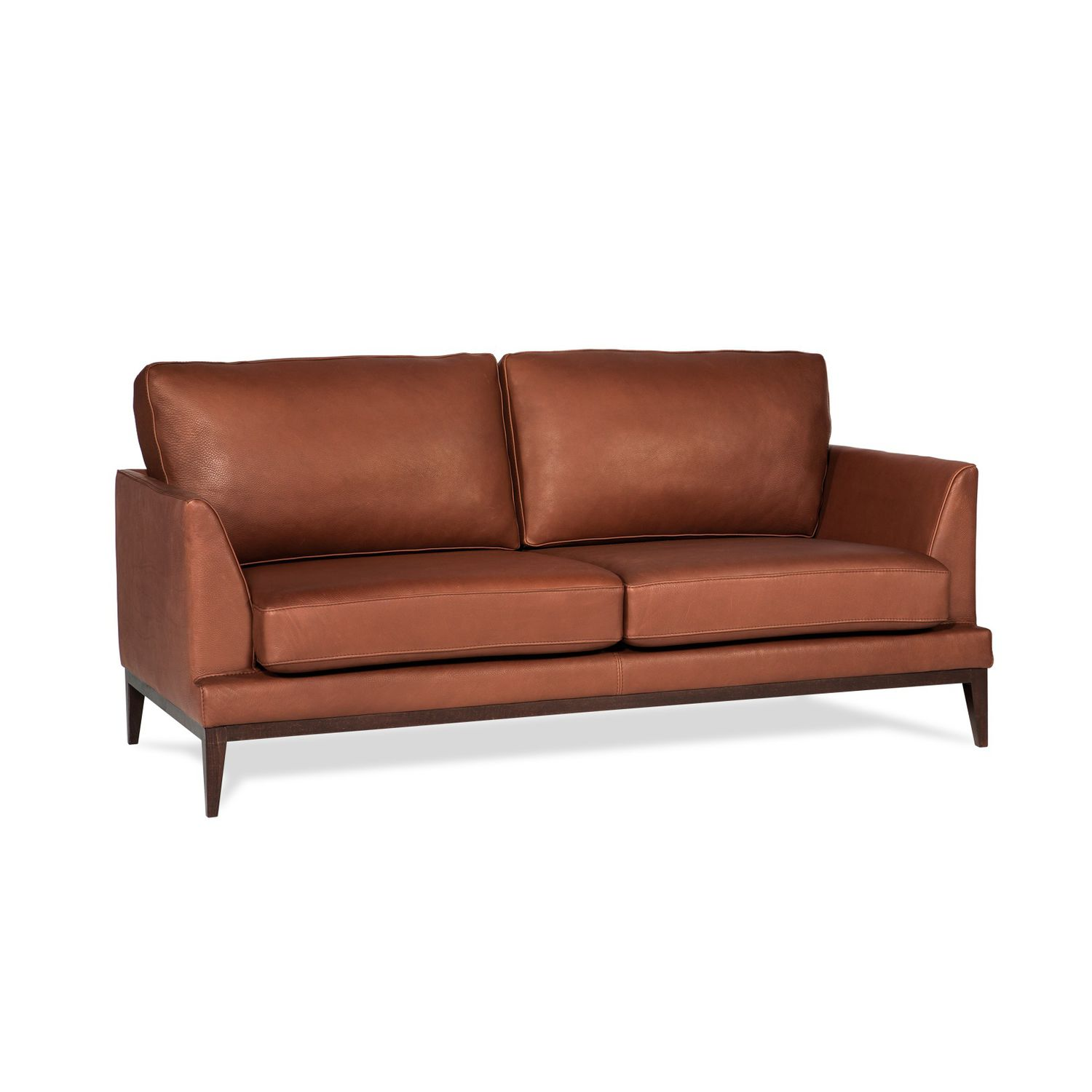 Image of: Contemporary Sofa Opera Neology Fabric Leather Contract