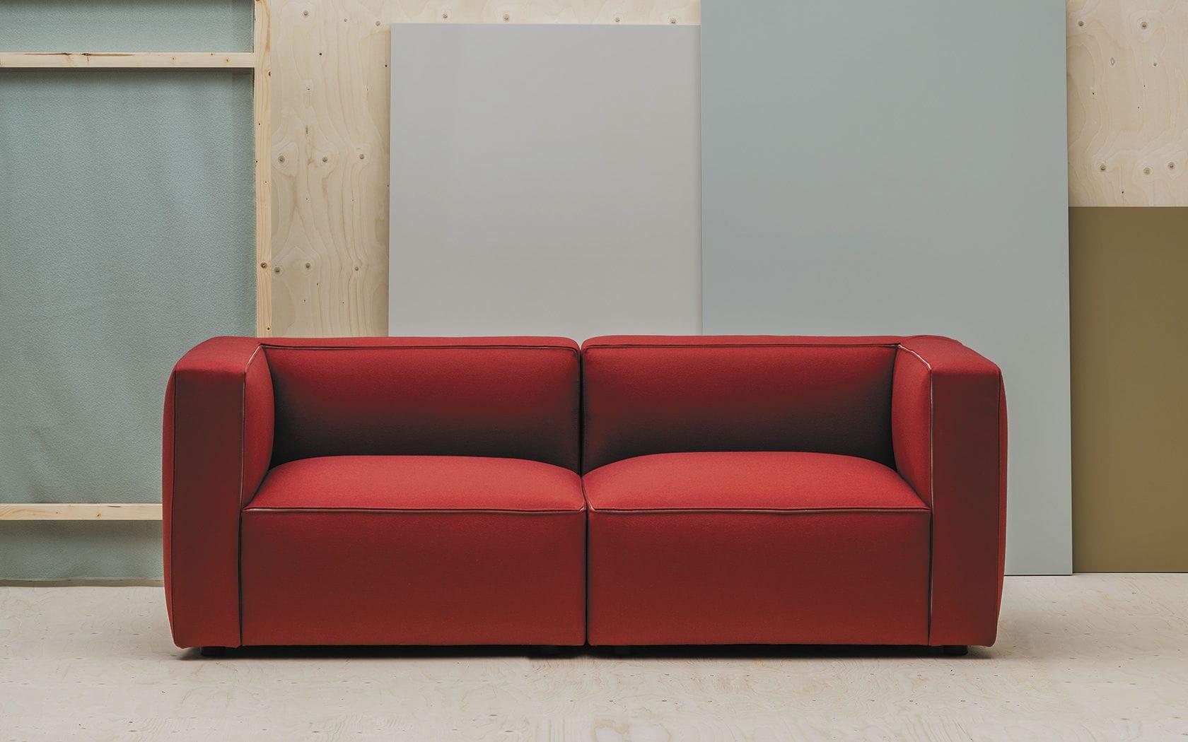 Incredible Modular Sofa Contemporary Fabric Commercial Dado Creativecarmelina Interior Chair Design Creativecarmelinacom