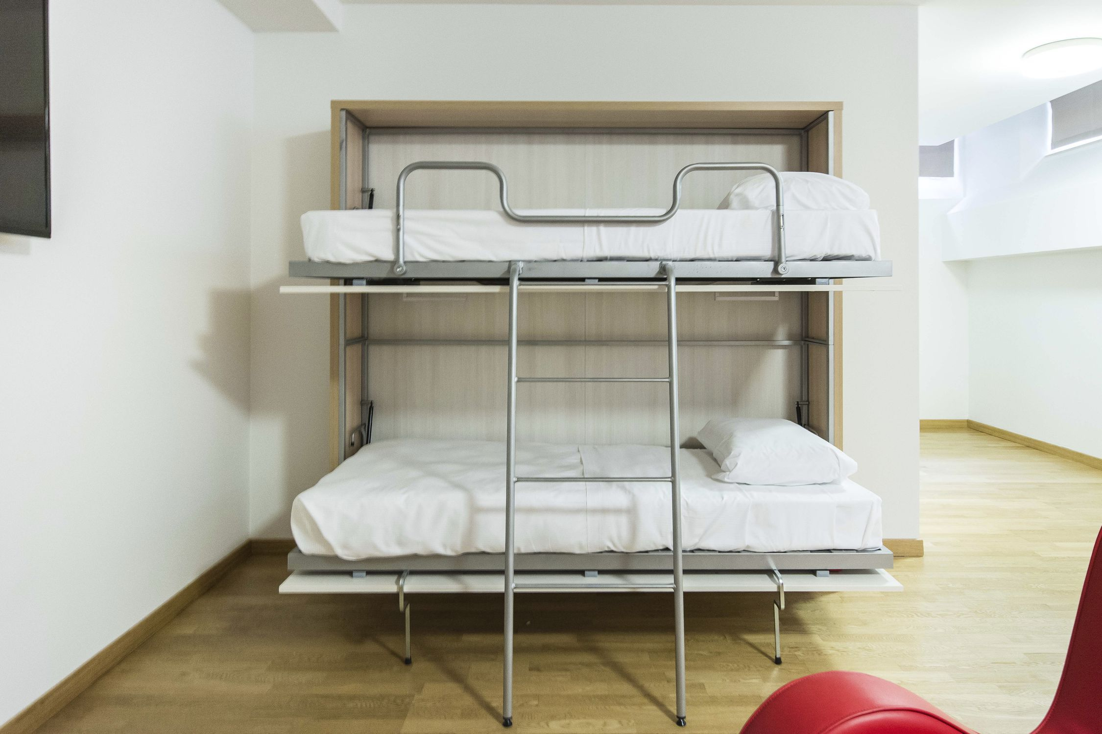 Mobile A Letto.Wall Bed Single Contemporary Wooden Residence Mobile