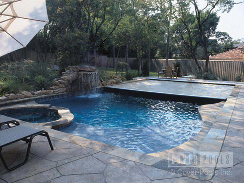 american express card visa  Automatic swimming pool cover / security / for freeform ...