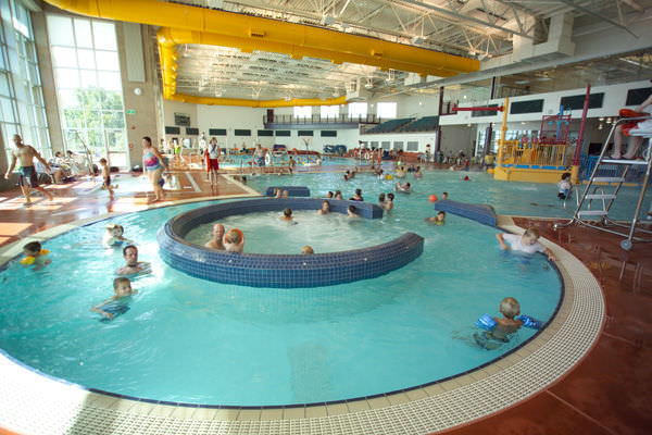 In Ground Swimming Pool Stainless Steel Public Outdoor Usa Clearfield Aquatic Center
